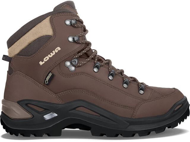 Lowa Renegade GTX Zapatillas Mid Hombre, marrón